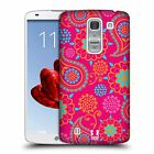 HEAD CASE DESIGNS PSYCHEDELIC PAISLEY CASE COVER FOR LG G PRO 2 D838