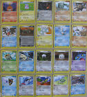Pokemon TCG EX Dragon Uncommon & Common Cards