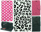 Straight Talk Samsung Galaxy ACE Leather Premium Wallet Case Pouch Flip Cover