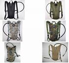 New Hydration Backpack With Water Reservoir 6 Colors--Airsoft