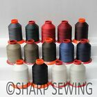 #69 NYLON THREAD 1,500 YARDS (1,371M) BONDED TEX70 SEW LEATHER CANVAS UPHOLSTERY