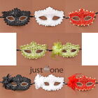 HOT Sexy Women Lace Band Veil Embroidery Ball Eyes Bling Sequin Masquerade Masks