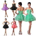 NEW IN STOCK Pretty Girl Chiffon Bridesmaid Homecoming Ball Formal Evening Dress