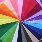 """Wool Mix Felt Squares 9"""" - Choose Colour and Pack Size"""