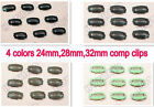 New Size 50pcs Comb clip/snap clip for hair/wig/weft 24x11mm,28x13mm,32x16mm