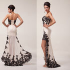 ~Sexy Sweetheart Long Lace Women's Evening Dress Formal Party Prom Gowns Dresses