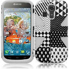 For Kyocera Hydro Life C6530 IMPACT TUFF HYBRID Protector Case Phone Cover