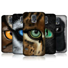 HEAD CASE DESIGNS ANIMAL EYE CASE COVER FOR SAMSUNG GALAXY S5