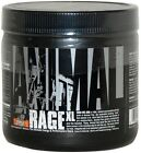 Universal Nutrition Animal Rage XL NITRIC OXIDE PUMPS 30 Servings - 3 Flavors