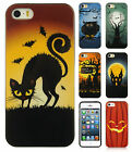 Apple iPhone 5 5S TPU Candy HALLOWEEN Protector Case Phone Cover + Screen Guard
