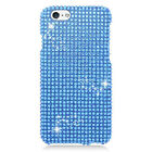 For Apple iPhone 6 4.7 Crystal Diamond BLING Hard Case Cover + Screen Protector
