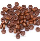 New Rondelle Wood Spacer Beads Jewelry Finding Loose Wood Beads 6mm