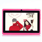 7.0 WiFi Tablet Android 4.2 4G 512M Dual Camera 7 Inch Touchscreen Tablet Q88