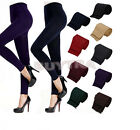 Full Length Leggings Footless Stockings Long Spandex Tights Stretch Seamless