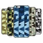 HEAD CASE DESIGNS GEOMETRIC CAMO CASE COVER FOR APPLE iPHONE 6 4.7