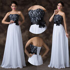 Classy Sleeveless Sexy Long Homecoming Formal Cocktail Evening Prom Party Dress