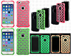 Apple iPhone 6 4.7 Lightning Brick Hybrid Dual Layered Skin Case Phone Cover