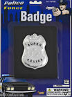 Super Police Badge With Fake Wallet Police Costume Badge 67228
