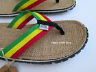 Bob Marley Fresco Sand Men Flip Flop Sandals Sizes 7- 13  81001-25B