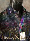 Mens Button-up Woven Robert Graham MASTER DETAILER Limited Edition Sport Shirt