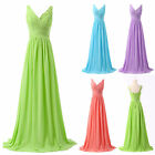Christmas XMAS Evening Pageant Prom Long Formal Bridesmaid Gown Cocktail Dresses