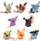 "6pcs 5"" Nintendo New Pokemon Figures Soft Plush Stuffed Toy Doll Sylveon Set"