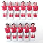 "11pcs Foosball Man Table Football Guys Soccer Player Partner 5/8"" 3 Colors Pick"