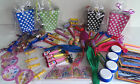 Ten Childrens Pre Filled Ready Made Party Bags / Boxes Unisex Birthday Party Bag