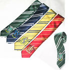New Cosplay Fantastic Harry Potter House School Tie Accessory LOGO High Quality