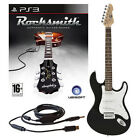 New Rocksmith (PS3) Game + Right-Handed Electric-LA Guitar Bundle by Gear4music