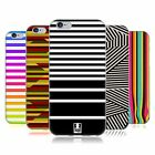 HEAD CASE DYNAMIC STRIPES GEL BACK CASE COVER FOR APPLE iPHONE 6 4.7