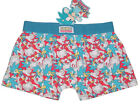 NWT SONIC THE HEDGEHOG BLUE BOXER BRIEF TRUNK NO FLY UNDERWEAR MEN M ~ LAST 1