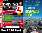 2017 Driving Theory Test and Hazard CD DVD + Official DSA Highway Code Book