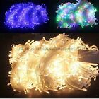 100/200/300/400/500 LED String Fairy Lights Party Wedding 8 Multi-Action IP44 CE