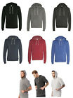 Alternative Apparel Hoodlum Eco Fleece Pullover Hoody Jumper Mens XS-2XL 9595