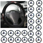New NFL All Teams Synthetic leather Car Truck Universal Fit Steering Wheel Cover $17.07 USD on eBay