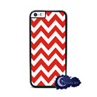Cherry Pie Chevron, Red & White - Case for iPhone 6, Phone Cover