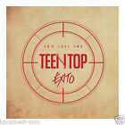TEEN TOP - TOP 20'S LOVE TWO EXITO (Repackage Album) CD+Photo Card+Poster+Gift