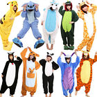 XMAS Hot Unisex Pajamas Kigurumi Cosplay Costume Anime Onesie Sleepwear S M L XL