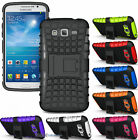 NEW GRENADE GRIP RUGGED SKIN HARD CASE COVER STAND FOR SAMSUNG GALAXY GRAND-2