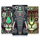 HEAD CASE DESIGNS AZTEC ANIMAL FACES 2 CASE FOR SONY XPERIA Z3 COMPACT D5803