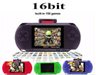 HQ PXP 3 PVP P2P 16 BIT VIDEO GAME CONSOLE HANDHELD 150+ GAMES FREE XMAS GIFT