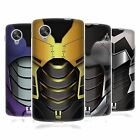 HEAD CASE ARMOUR COLLECTION 2 GEL BACK CASE COVER FOR LG GOOGLE NEXUS 5 D820