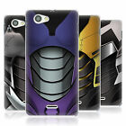 HEAD CASE ARMOUR COLLECTION 2 GEL BACK CASE COVER FOR SONY XPERIA J ST26i