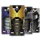 HEAD CASE ARMOUR COLLECTION 2 GEL BACK CASE COVER FOR SONY XPERIA U ST25i