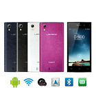 Dual Sim Quad Core Android44 Smartphone Dual Core Unlocked 3GGSM BT Cell Phone