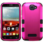 Alcatel ONETOUCH Fierce 2 IMPACT TUFF HYBRID Protector Case Skin Phone Cover