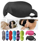 3D Eye Mask Shade Cover Rest Sleep Eyepatch Blindfold Shield Travel Sleeping Aid