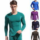 XMAS HOT Men's Undergarment Long Johns Thermal Shirts Bamboo Fiber Underwear PJ