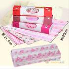 50pcs Pack Waxed paper Wrapping Waterproof Greaseproof Candy Wrapping Paper #F8s